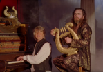 Neil & Liam Finn back to life video