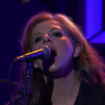 "Neko Case performing ""Bad Luck"" on Conan"