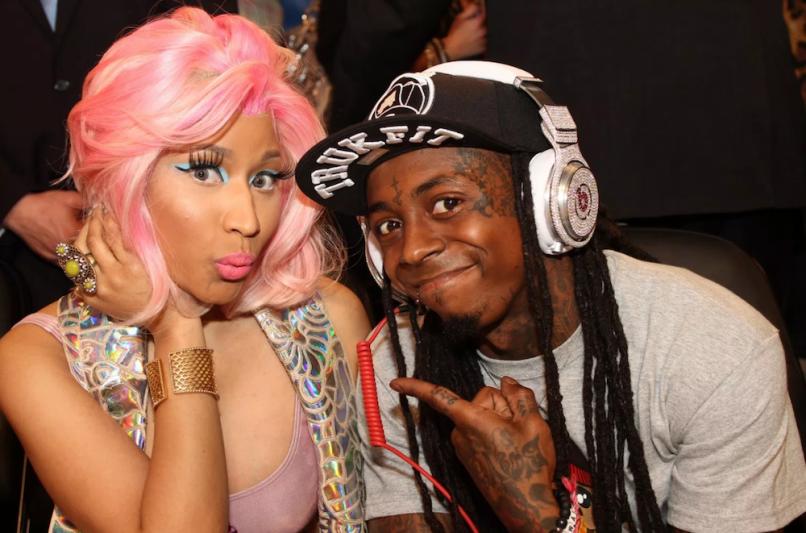 "Nicki Minaj ""Rich Sex"" Lil Wayne stream new song"