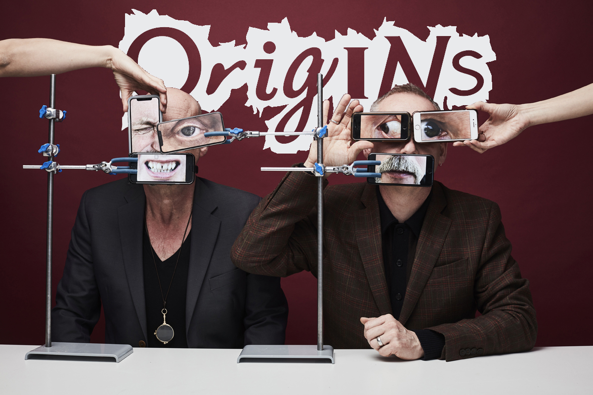 Orbital Origins credit Kenny McCracken phones PHUK