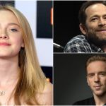Dakota Fanning Luke Perry Damian Lewis Once Upon a Time In Hollywood Quentin Tarantino