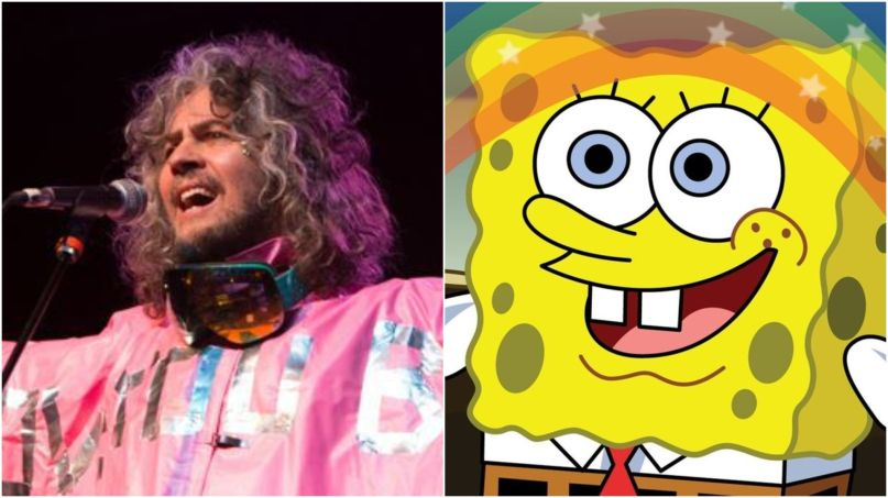 Flaming Lips SpongeBob Squarepants Broadway