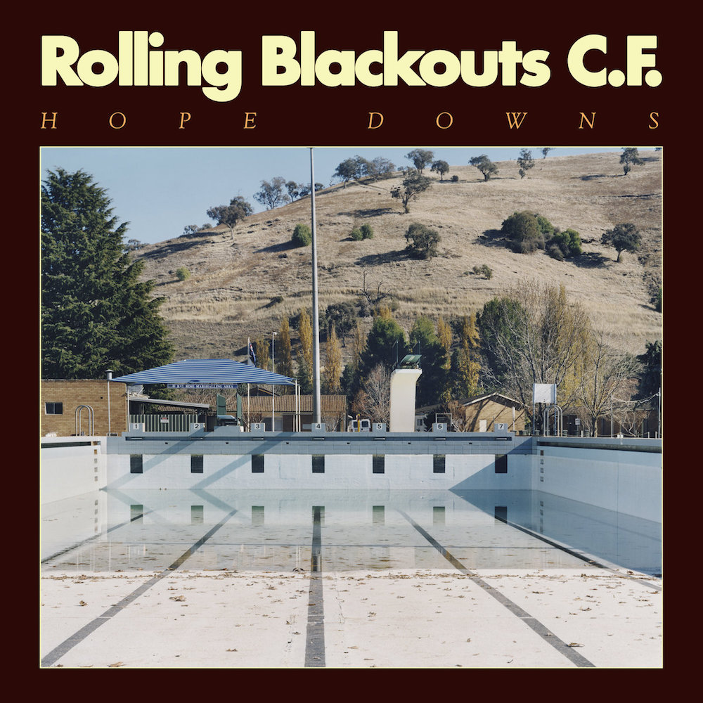 rolling blackouts coastal fever hope downs album stream listen Rolling Blackouts Coastal Fever premiere debut album, Hope Downs: Stream