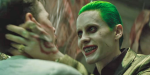 Jared Leto Joker Standalone Film Tan Choke Smile Teeth Suicide Squad DC