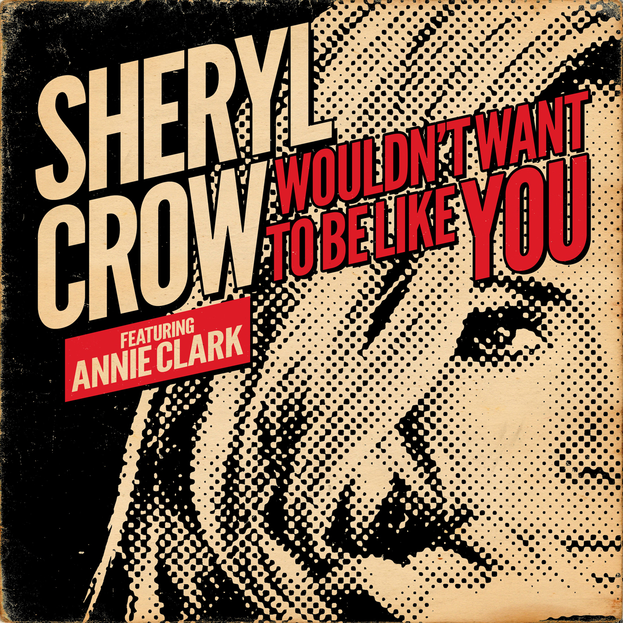"""Sheryl Crow Annie Clark St. Vincent Wouldn't Want To Be Like You"""""""