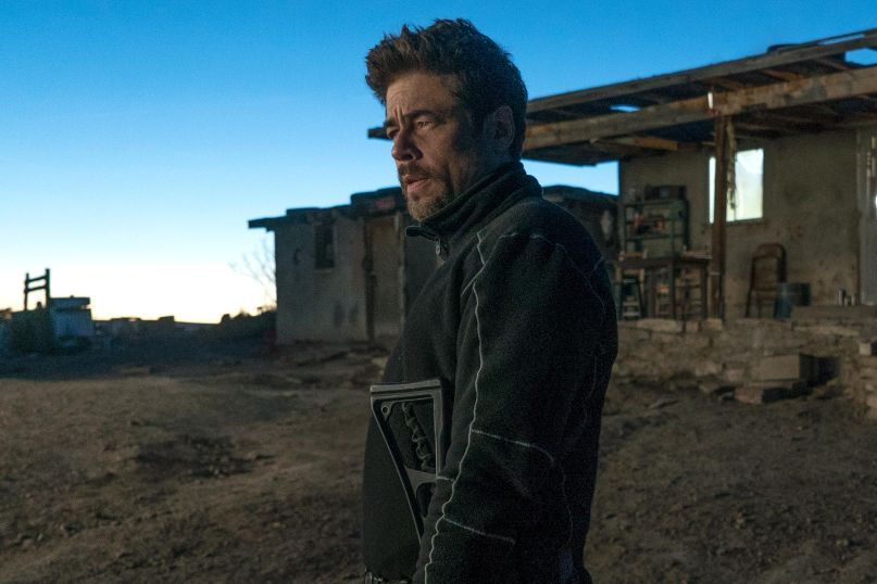 Sicario: Day of the Soldado (Sony)
