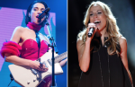 St Vincent Annie Clark Sheryl Crow Wouldn't Want to Be Like You Guitar sing collaboration duet