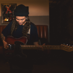 Tash Sultana Flow State Guitar Hat Debut Album Salvation video