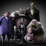 The Addams Family Cartoon Animated Movie