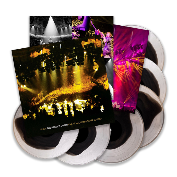 The Baker's Dozen Live at Madison Square Garden LP vinyl