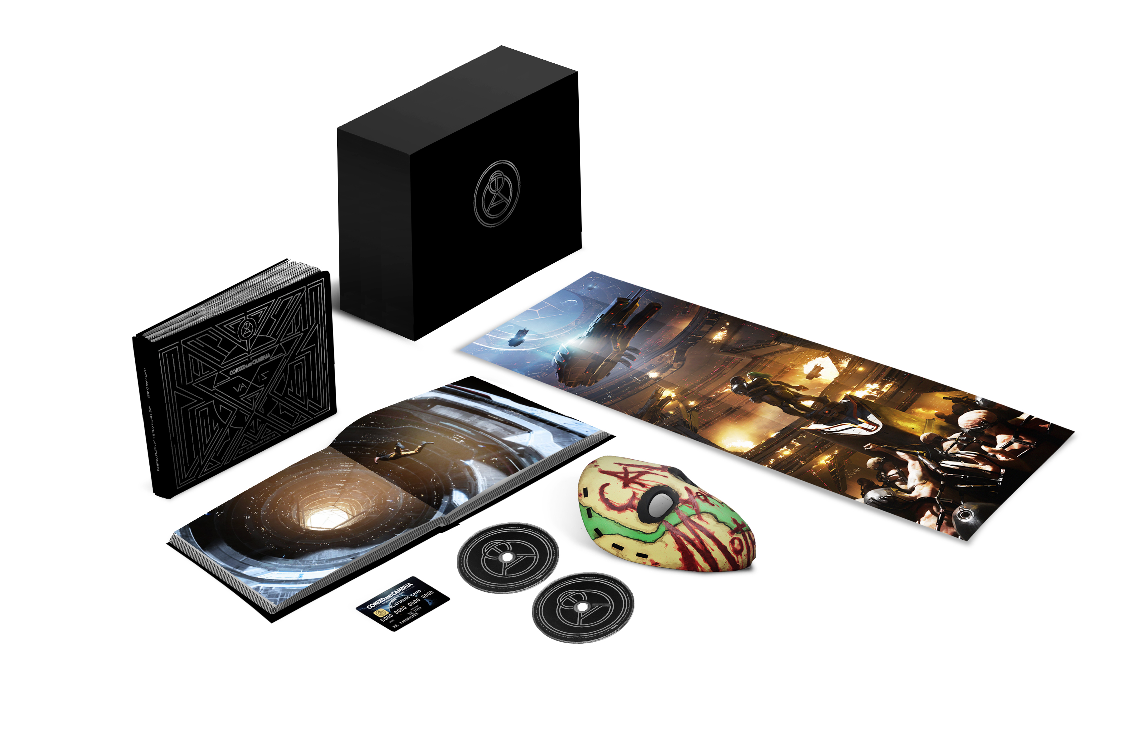 The Unheavenly Creatures - Deluxe Box Set