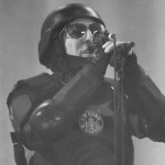 Tool Maynard James Keenan New Music 2019 black and white
