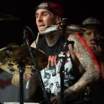 travis barker blood clots vegas postpone