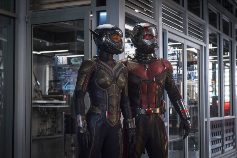 Film Review: Ant-Man and the Wasp Takes a Modest Quantum