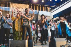 A Change is Gonna Come Jon Batiste and The Dap Kings Brittany Howard Johnny Fritz Leon Bridges Valerie June Preservation Hall Jazz Band The Lone Bellow Mavis Staples Chris Thile