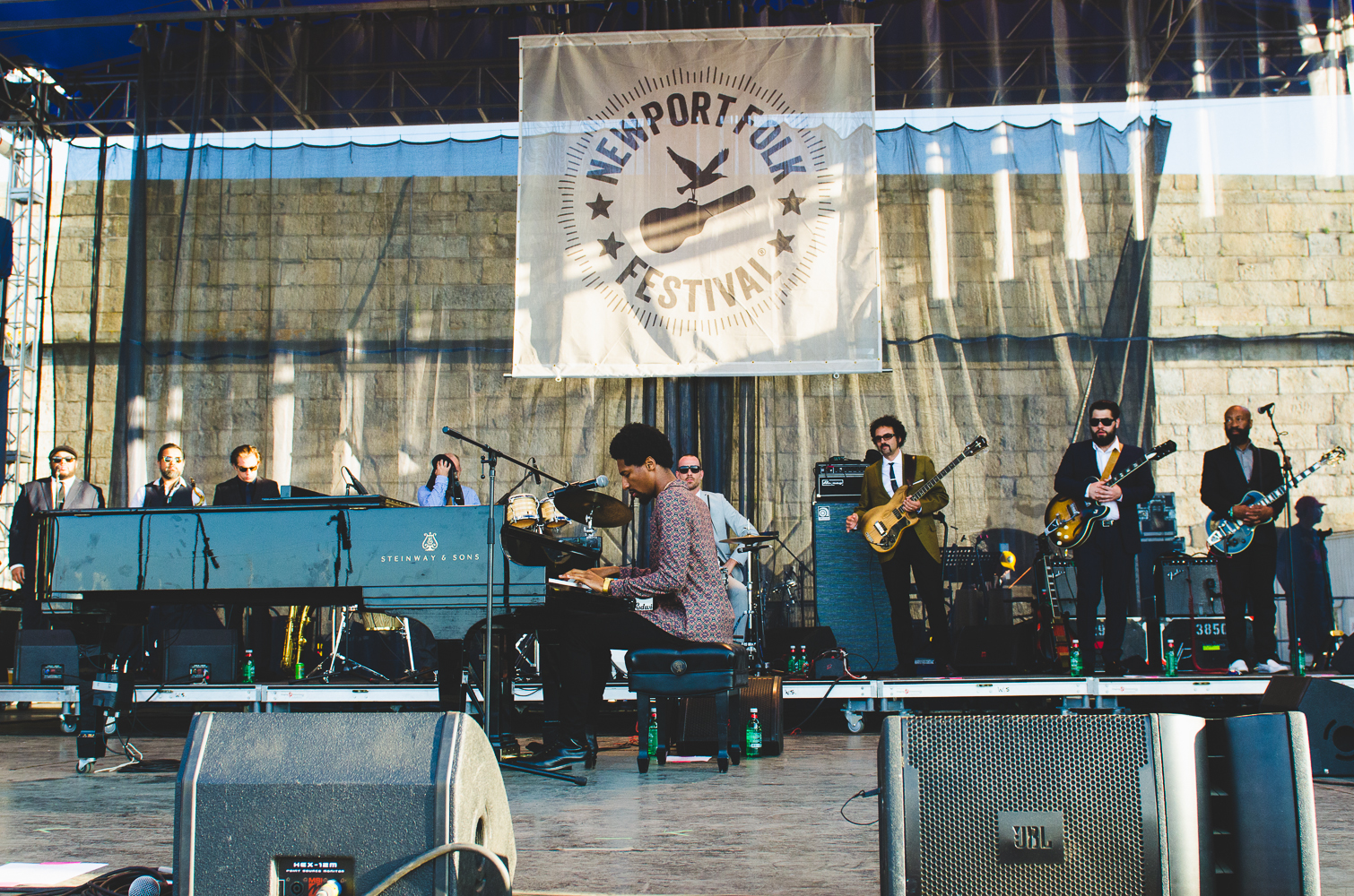A Change is Gonna Come Jon Batiste and The Dap Kings