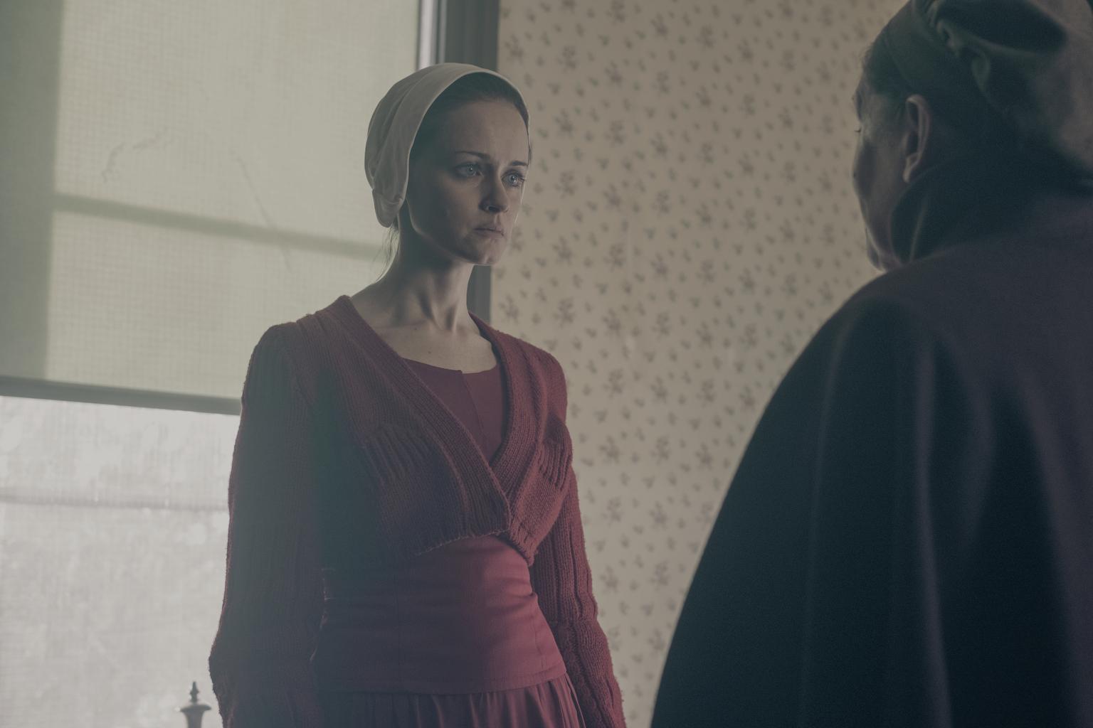 """Alexis Bledel in """"The Word"""" (Hulu/George Kraychyk)"""