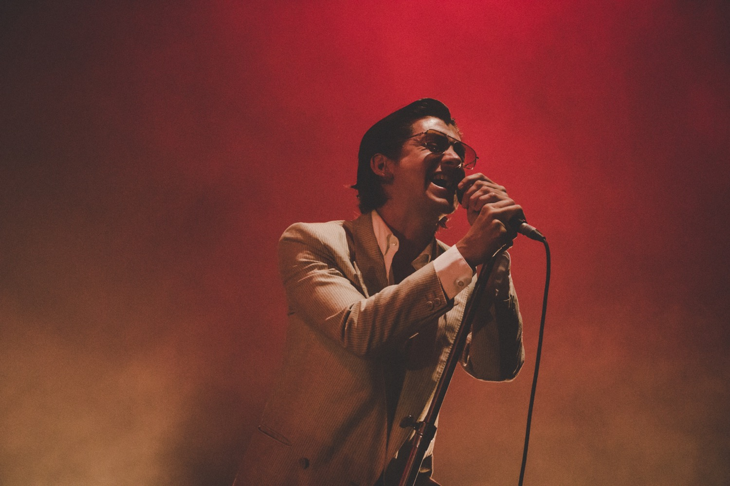 Arctic Monkeys, NOS Alive 2018, Portugal, Photo by Lior Phillips