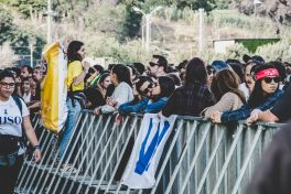 NOS Alive 2018, Portugal, Photo by Lior Phillips