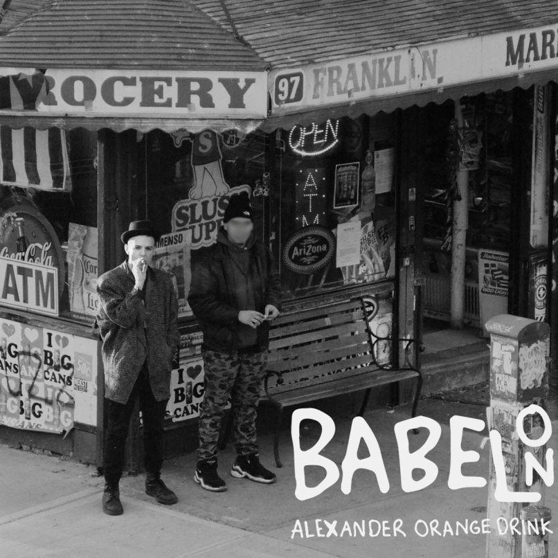 babelon alexander orange drink new album