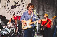 Newport Folk Festival Beneath the Sacred Mountain Fruit Bats 1