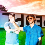 Big Red Machine Aaron Dessner Justin Vernon Debut Album People Sunset National Bon Iver