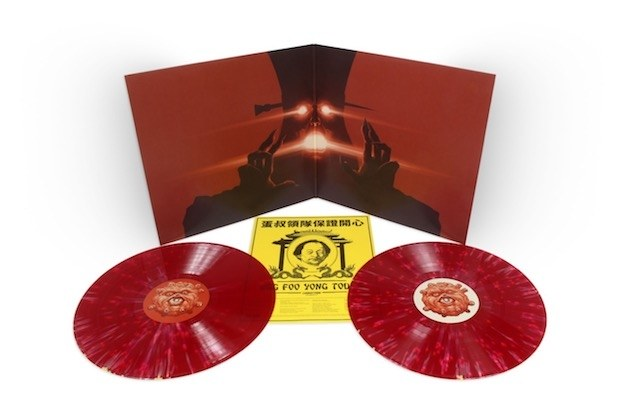big trouble in little china vinyl