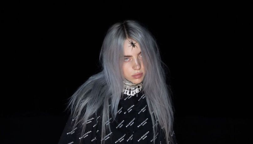 "New Song Billie Eilish ""you should see me in a crown"""