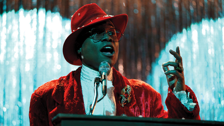 Billy Porter as Pray Tell