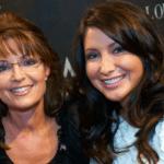 Bristol Palin and Sarah Palin