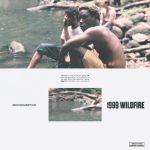 "Artwork for BROCKHAMPTON's ""1999 WILDFIRE"""