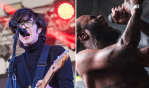 Car Seat Headrest and Death Grips, photos by David Brendan Hall