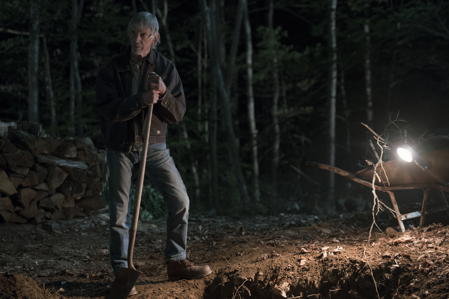 Scott Glenn, Castle Rock, Hulu