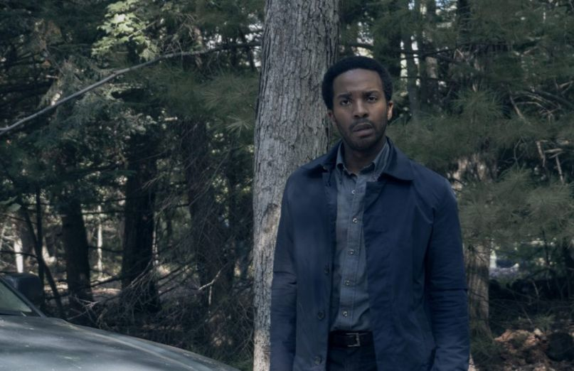 André Holland, Castle Rock, Hulu