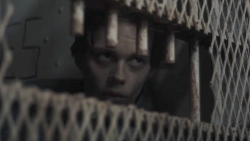 Castle Rock trailer Hulu Bill Skarsgård shawshank