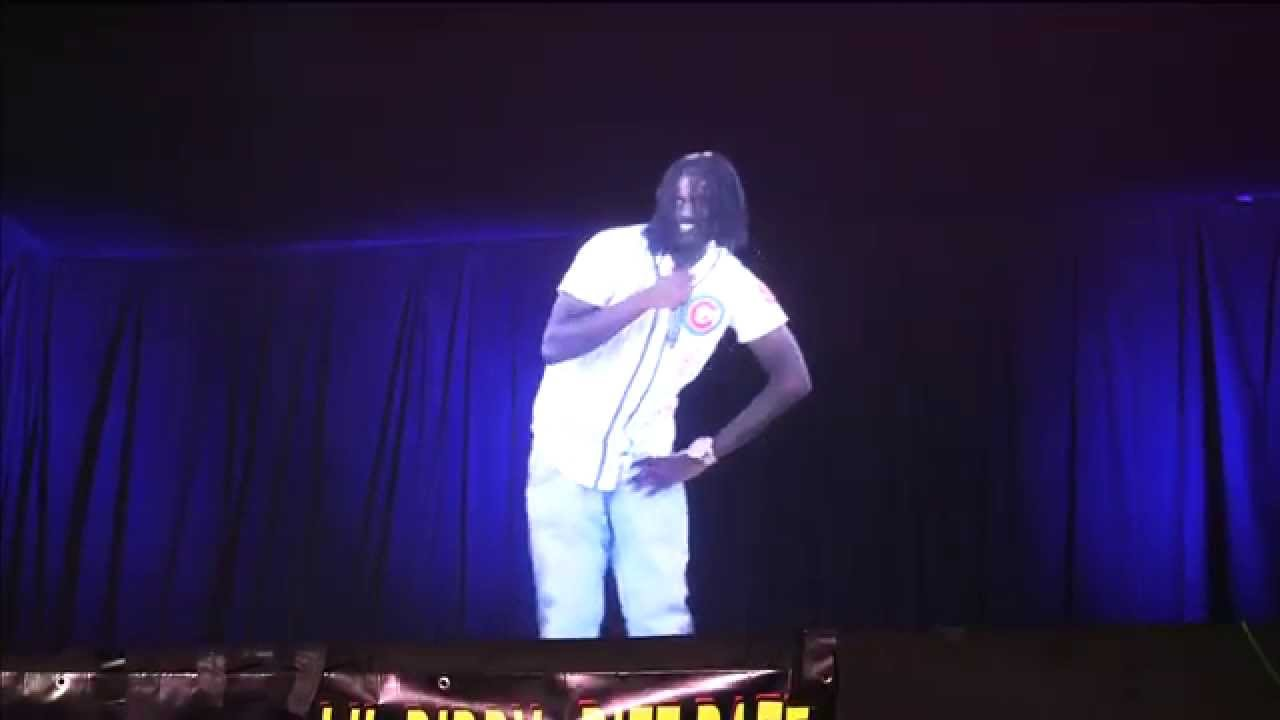 Chief Keef's Hologram Tour