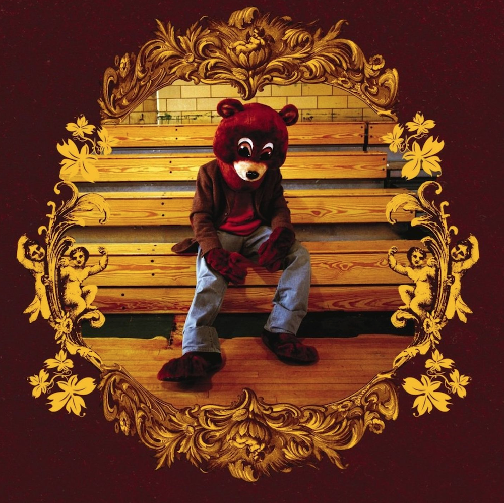 college dropout removed from apple music