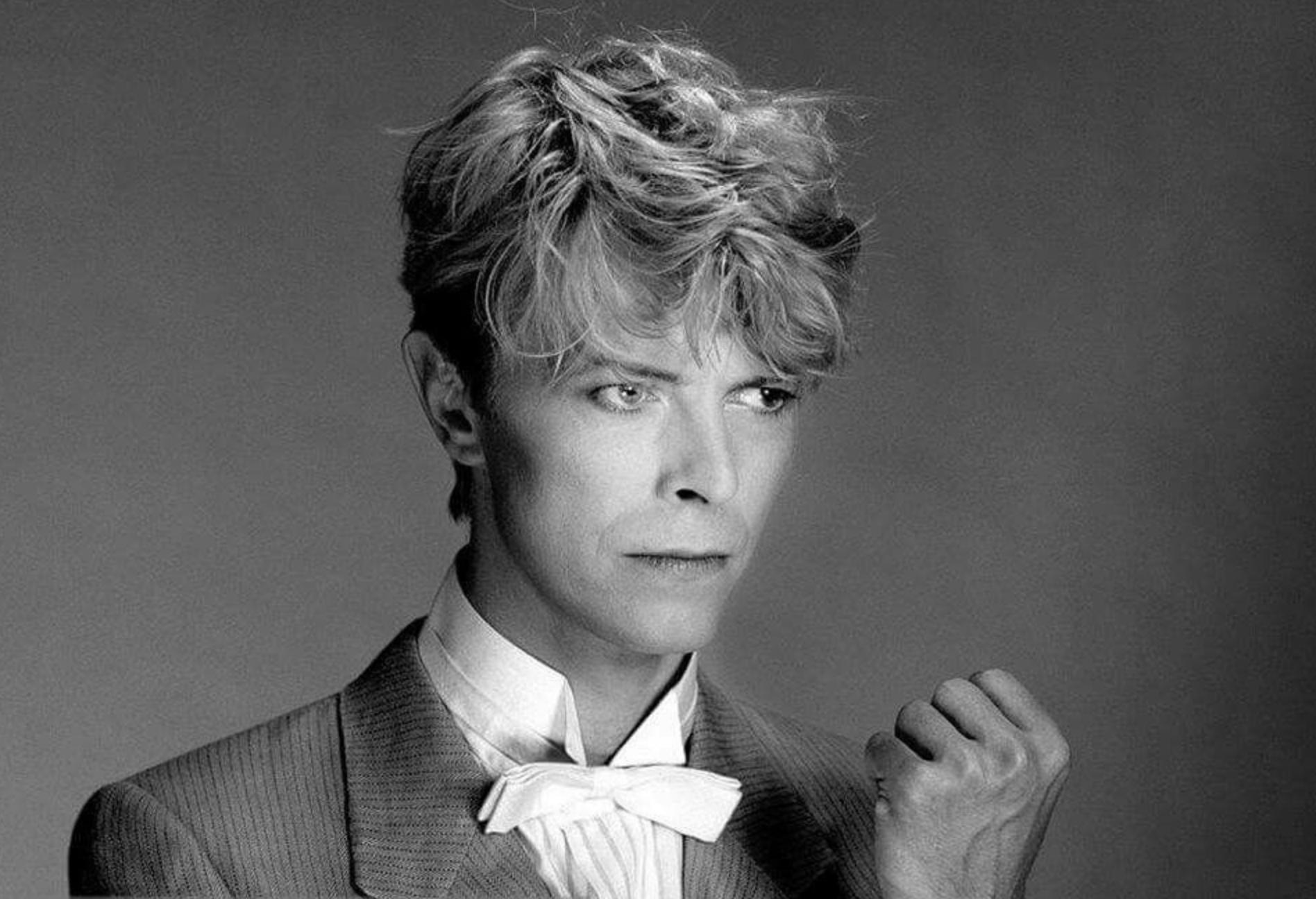 New 80's-era David Bowie box set, Loving the Alien, to ...