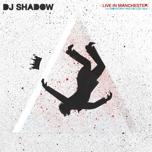 dj shadow live album cover