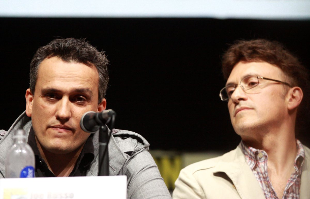 Russo Brothers, photo by Gage Skidmore