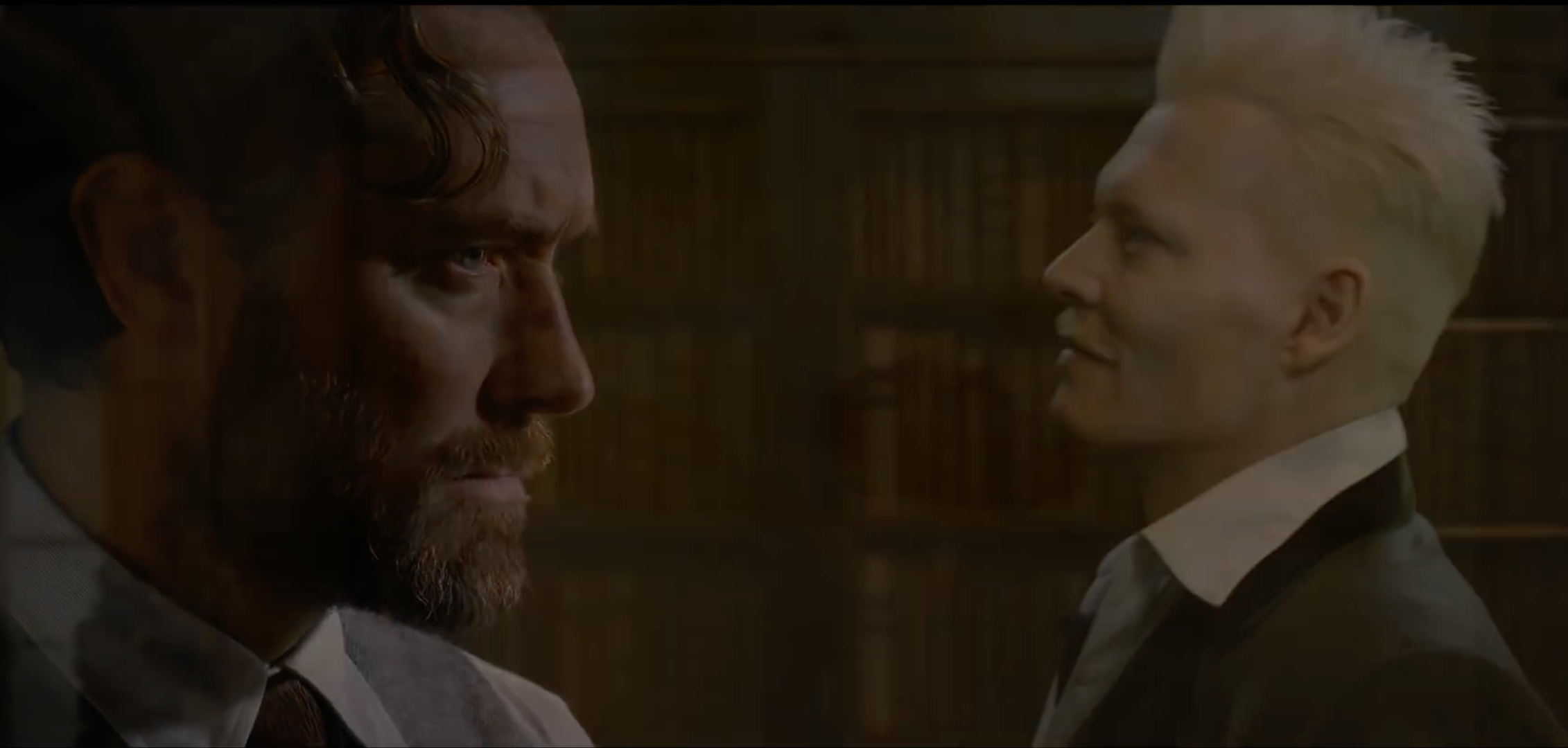 Trailer For Fantastic Beasts The Crimes Of Grindelwald Premieres At