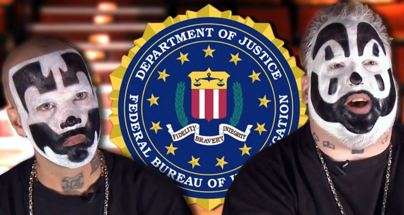 The Juggalos vs. The FBI