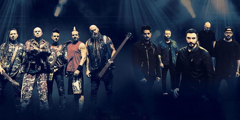 five finger death punch and breaking benjamin announce fall 2018 us tour consequence of sound. Black Bedroom Furniture Sets. Home Design Ideas