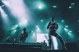 Friendly Fires, NOS Alive 2018, Portugal, Photo by Lior Phillips