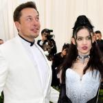 Grimes defends boyfriend Elon Musk over political donations, union
