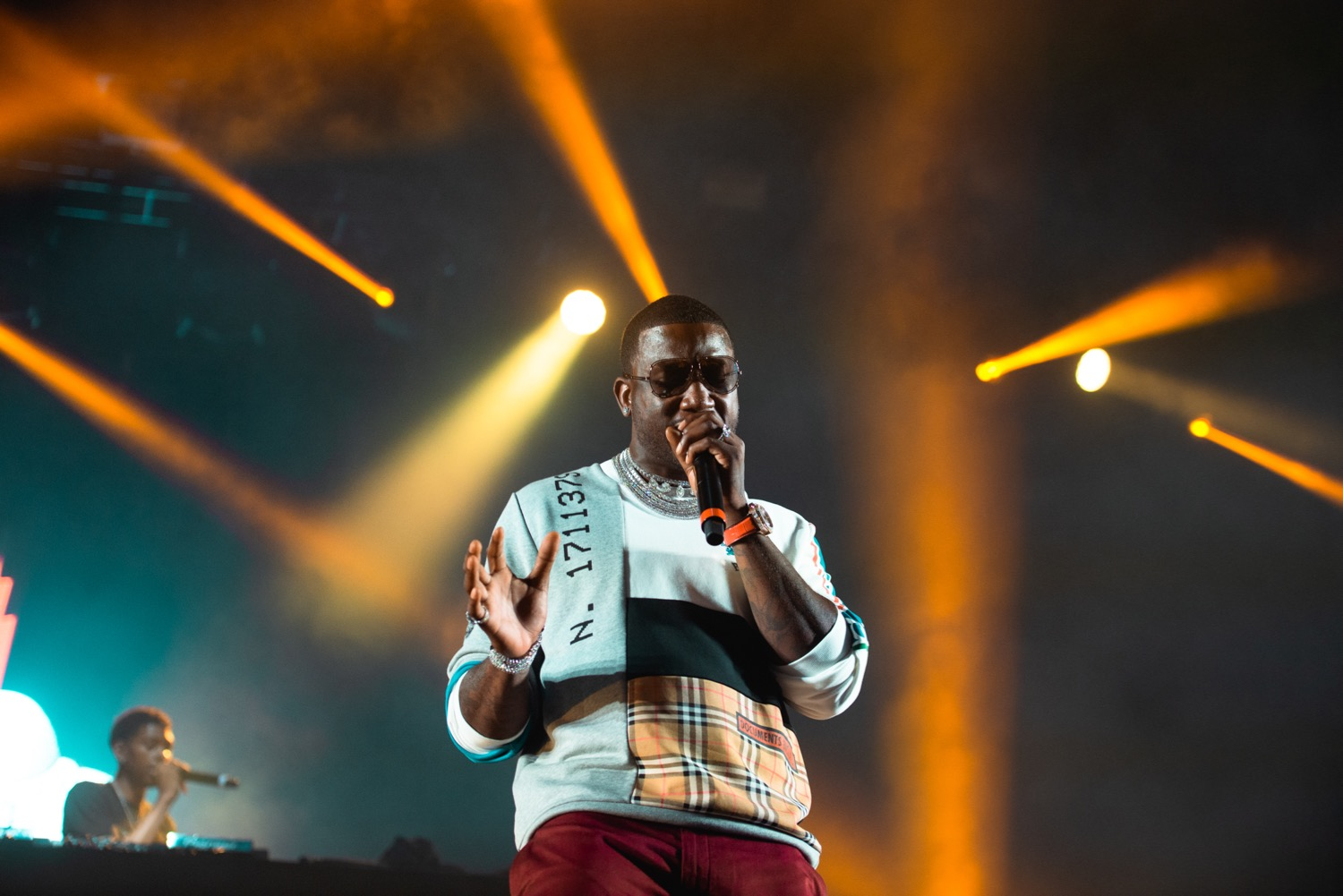 Gucci Mane, Panorama 2018, photo by Julia Drummond