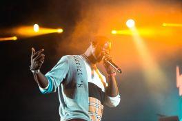 Gucci Mane, Panorama 2018, photo by Julia Drummond