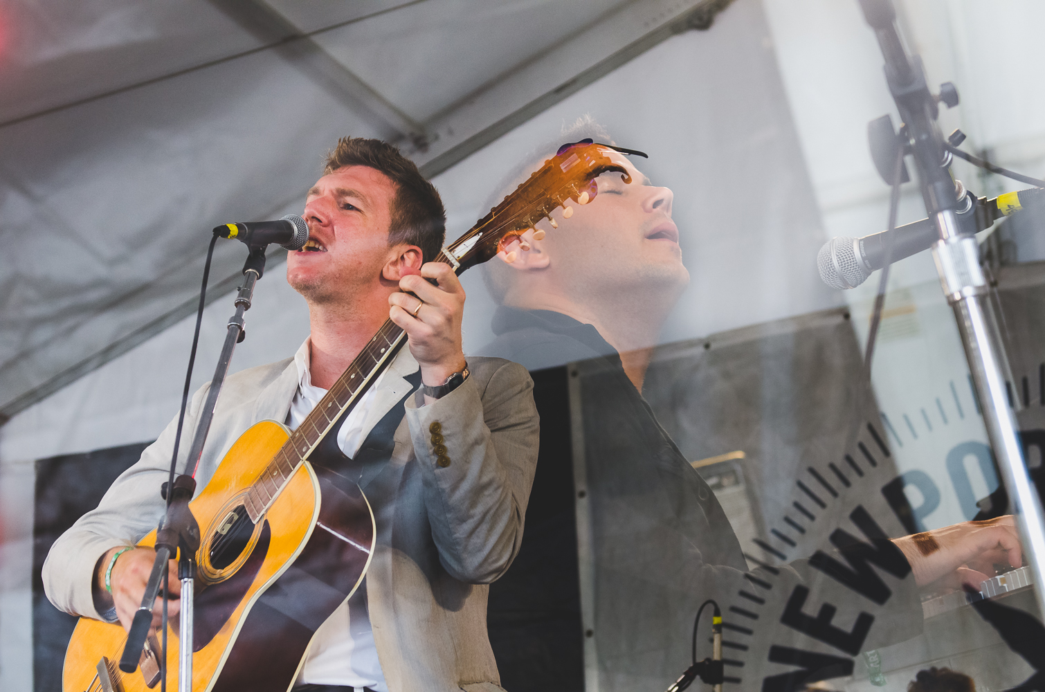 Newport Folk Festival Hamilton Leithauser & Rostam
