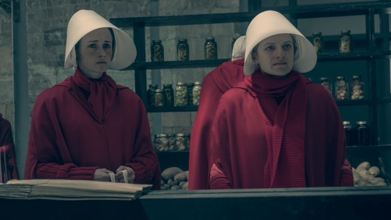 The Handmaid's Tale by George Kraychyk (Hulu)