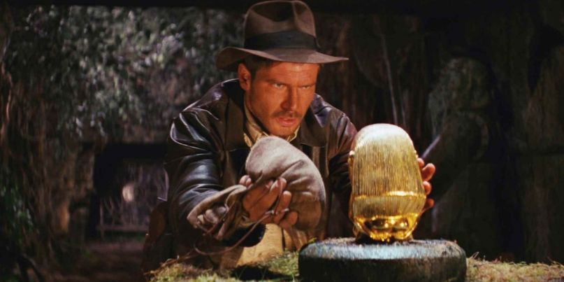 Indiana Jones and the Raiders of the Lost Ark (Paramount)